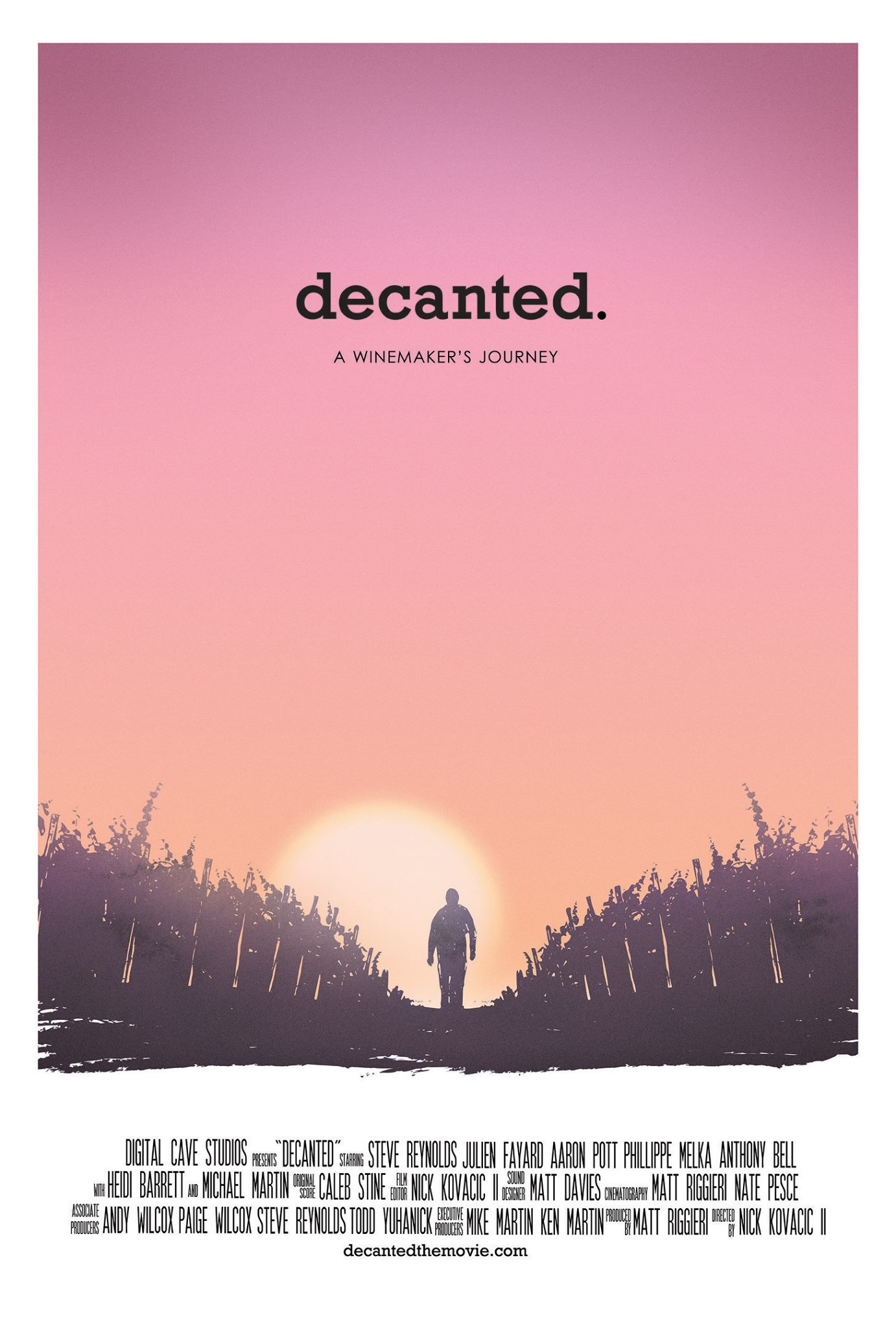 Decanted – A Winemaker's Journey (2016)