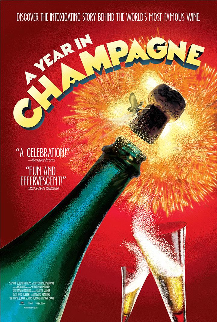 Um ano em Champagne (2015)