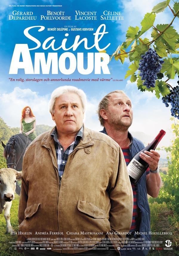 Santo Amor – Na rota do vinho (2016)
