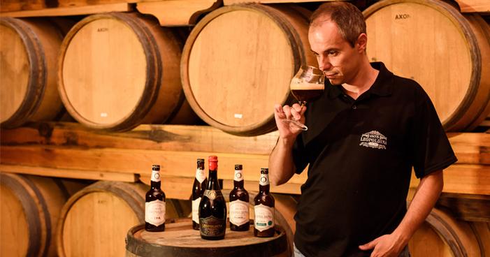 Como é feita a degustação de cervejas artesanais?