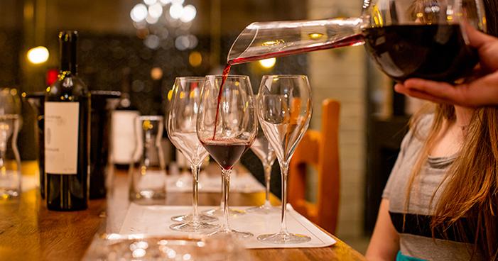 O que é e como funciona o sistema de pontuação de vinhos?