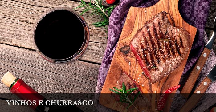 Vinhos e churrasco: como aproveitar ainda mais esta grande combinação!