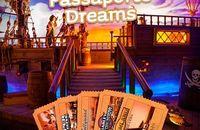 Passaporte [5 atrações] - Grupo Dreams