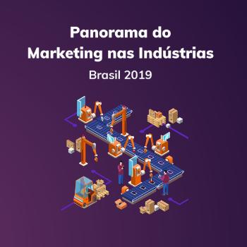 1º Pesquisa de Marketing Industrial do Brasil