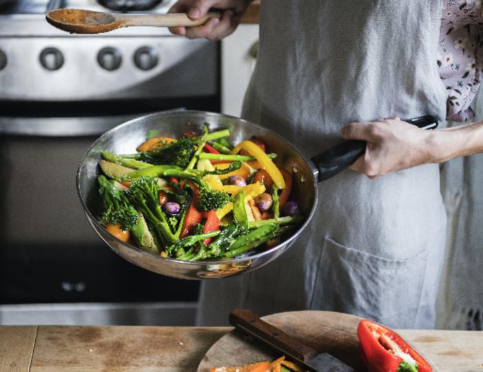 Técnicas culinárias com azeite: da cozinha profissional para a sua casa.