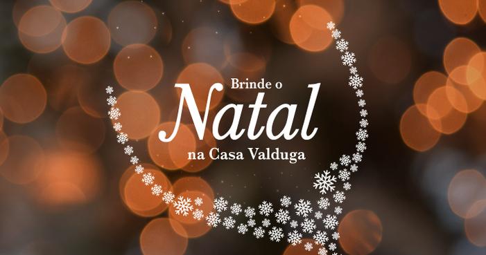 Casa Valduga anuncia programação especial de Natal