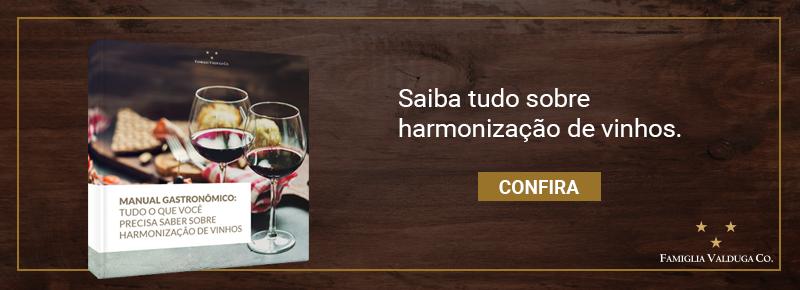Saiba tudo sobre harmonização de vinhos