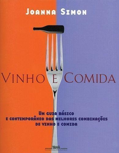 Vinho e Comida, de Joanna Simon