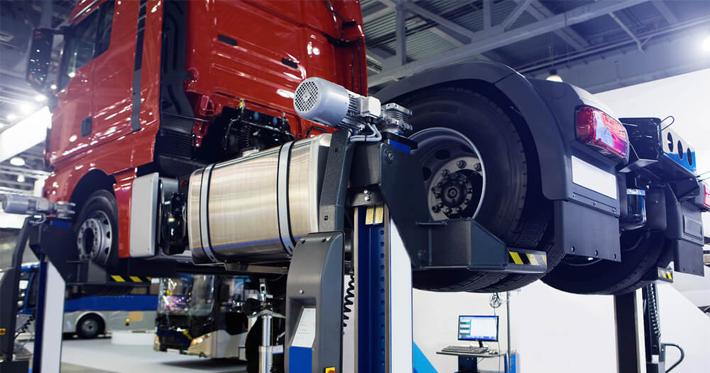 Manutenção preventiva do caminhão: importância e benefícios