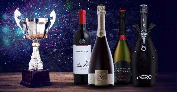 Grupo Famiglia Valduga fecha 2020 com prêmios em concursos nacionais