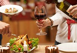 3 melhores tipos de vinhos para servir na ceia de Natal