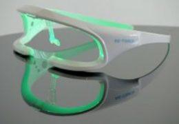 Óculos que Imita a luz do Sol