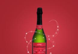 Ponto Nero lança edição especial de espumante para brindar o Dia dos Namorados