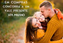 Promoção Atual Óptica e Via Milano Beleza