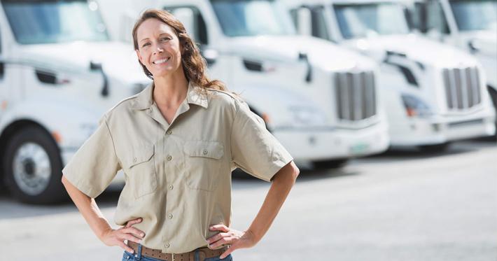 Veja os desafios que as mulheres caminhoneiras enfrentam