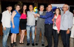Mérito Empresarial Lojista CDL 2014 - Construtora Mais Lembrada de Torres