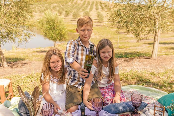 Azeite de oliva extra virgem na alimentação infantil