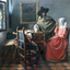 6 quadros famosos com vinhos representados em sua composição