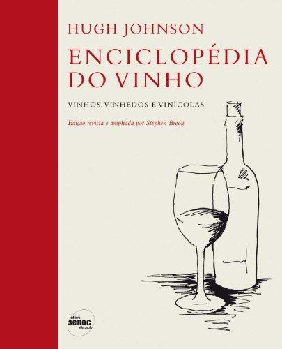Enciclopédia do Vinho, de Hugh Johnson