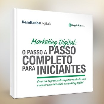 Kit com materiais essenciais de Marketing Digital