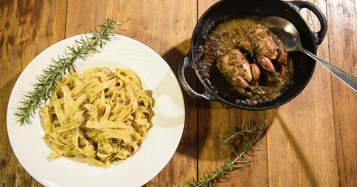 Você conhece as delícias do restaurante Casa Madeira?