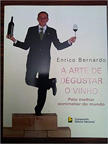 A arte de degustar o vinho, de Enrico Bernardo
