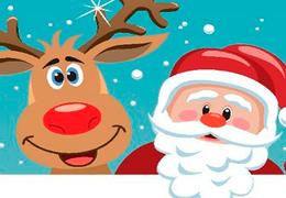 Promoção de Natal na Atual Óptica