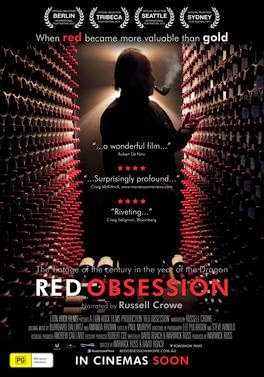 Red obsession (2012)