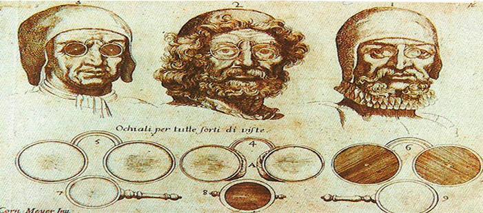 A Origem do Óculos