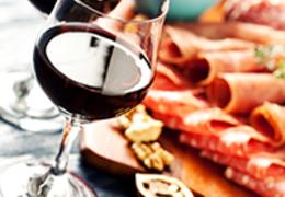 Quais são os vinhos que mais bem acompanham frios e embutidos?