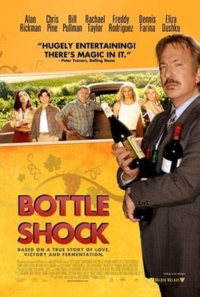 Bottle Shock (traduzido: O julgamento de Paris) (2008)