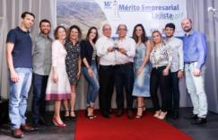 Mérito Empresarial Lojista CDL 2017 - Construtora Mais Lembrada de Torres