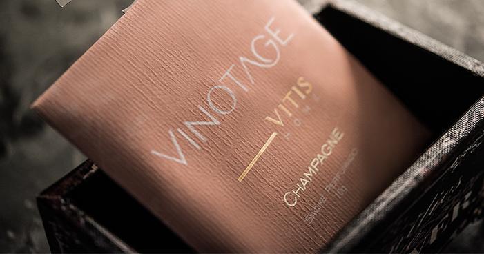 Vinotage será o aroma oficial da Fenachamp 2017