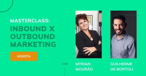 Masterclass Inbound e Outbound Marketing