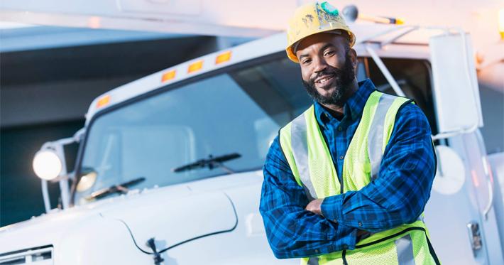 EPI para motorista de caminhão: saiba quais itens não podem faltar!