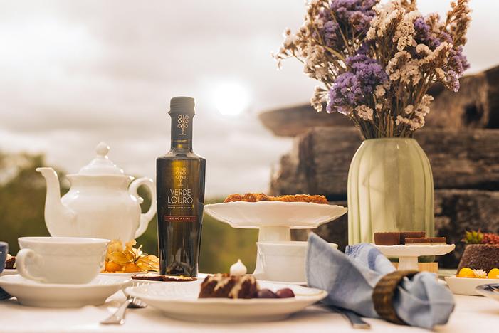 Combine azeite de oliva extra virgem com chocolate!
